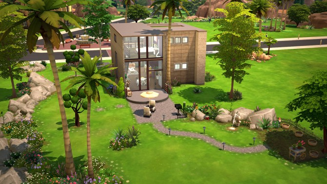 next house at fezet s corporation sims 4 updates