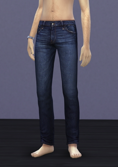 S4 Frame denim 2 at Rusty Nail image 5935 Sims 4 Updates