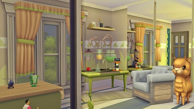 Sims 4 Aspen Boys Bedroom at Simkea