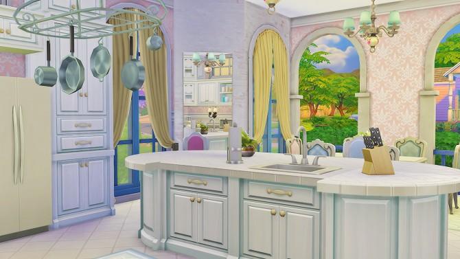 Sims 4 Felicity Kitchen at Simkea