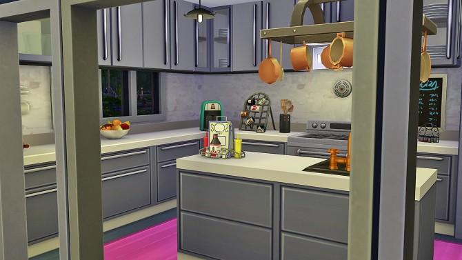 Mod Kitchen V.2 at Simkea image 632 Sims 4 Updates