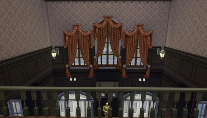 Palace   house 08 by ggoyam at My Sims House image 6336 Sims 4 Updates