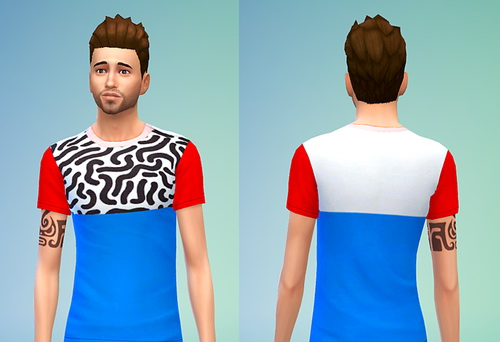 Lazy Oaf T Shirt Set #2 at Sims 4 Sweetshop image 6615 Sims 4 Updates
