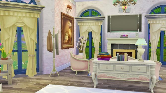 Felicity Living Room at Simkea image 6917 Sims 4 Updates