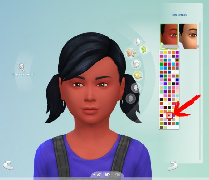 95 Skin Overlay Colors at The Simsperience image 7133 Sims 4 Updates