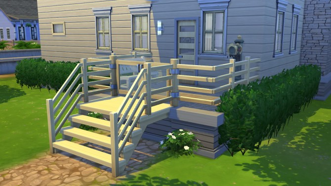 Sims 4 Family house. 2 bed, 2 bath at Nilly's Randomness