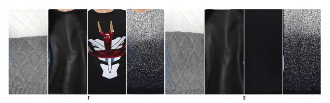 S4 BLACK Sweater at Black le image 7238 Sims 4 Updates