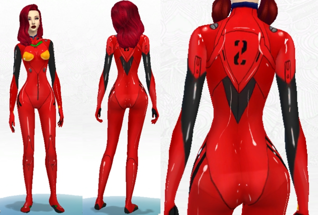 Robot Outfit At Decayclown S Sims 187 Sims 4 Updates