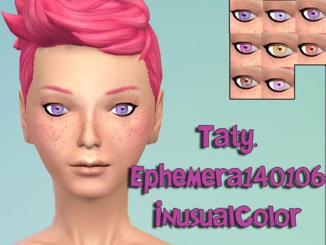 Sims 4 Ephemera 140106 eyes at Taty – Eámanë Palantír