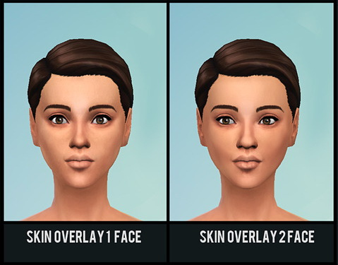 Sims 4 3 Skin Overlays at theasims