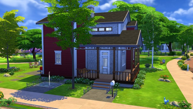 Discovery house at Fezet's Corporation image 8418 Sims 4 Updates