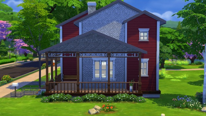 Discovery house at Fezet's Corporation image 8521 Sims 4 Updates