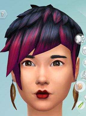 Sims 4 Smaller Lipstick at Jongarakun's Junk