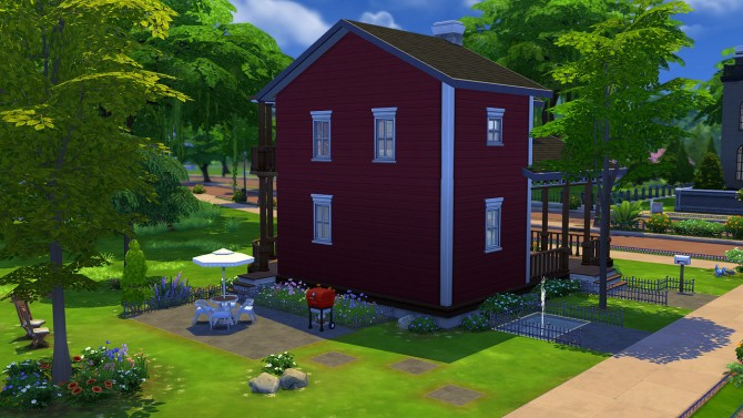Discovery house at Fezet's Corporation image 8616 Sims 4 Updates
