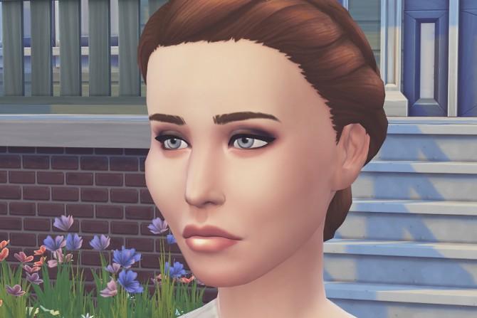 Sims 4 Katniss Everdeen at Melissa Sims4