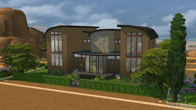 5025 Rocky Point Victoria house at DH4S image 9715 Sims 4 Updates