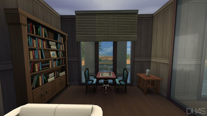 5025 Rocky Point Victoria house at DH4S image 9914 Sims 4 Updates