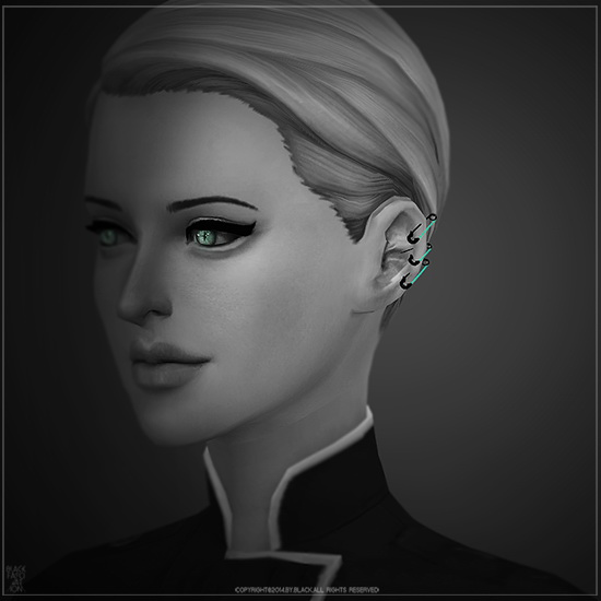 Safety pin at Black le image 1014 Sims 4 Updates