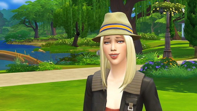 Sims 4 Grace by ihelen at ihelensims
