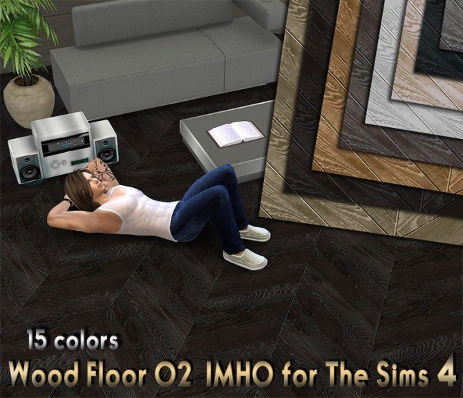 Wood Floor 02 at IMHO Sims 4 image 102131 Sims 4 Updates