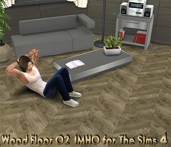 Wood Floor 02 at IMHO Sims 4 image 103111 Sims 4 Updates