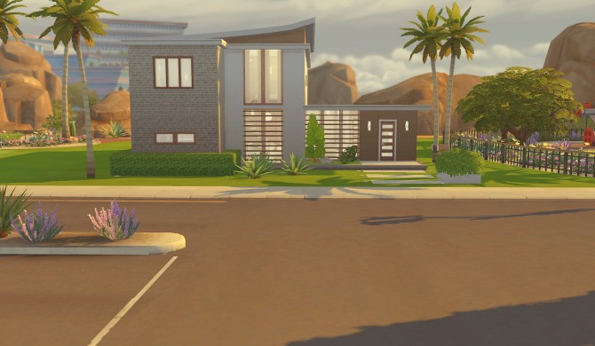 Sims 4 House 03 at Via Sims