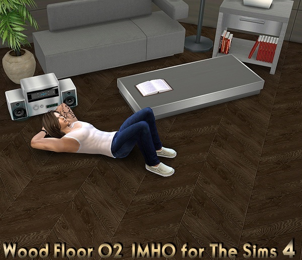 Wood Floor 02 at IMHO Sims 4 image 10571 Sims 4 Updates