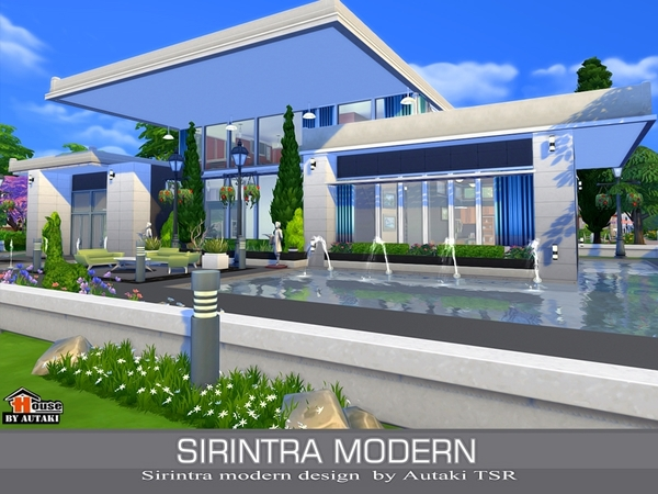 modern house sims 4 black hairstyle and haircuts