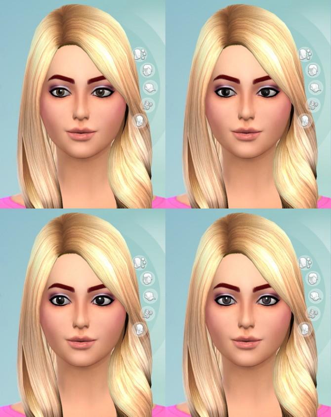 Sims 4 Non default 10 eyes. at Darkiie Sims4