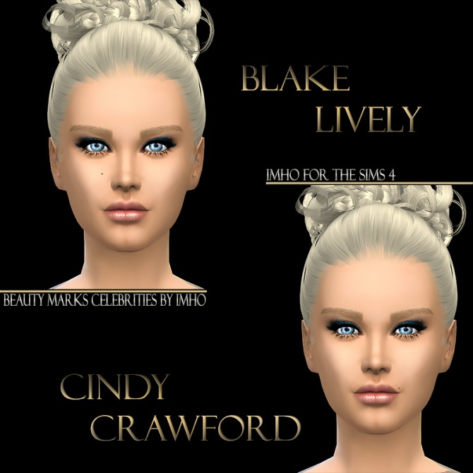 13 Beauty Marks Celebrities at IMHO Sims 4 image 1071 Sims 4 Updates