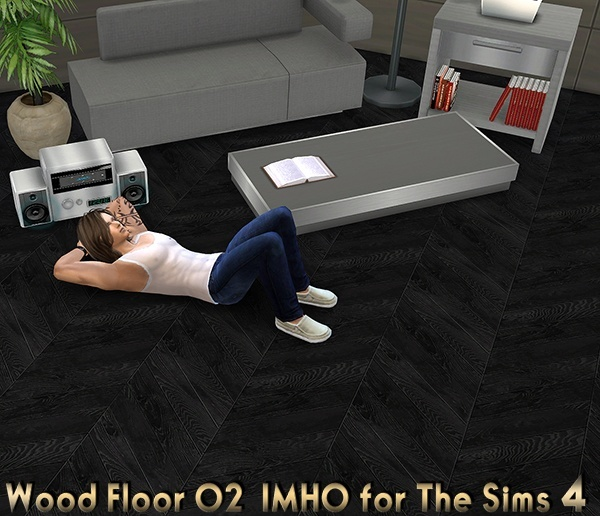 Wood Floor 02 at IMHO Sims 4 image 10751 Sims 4 Updates