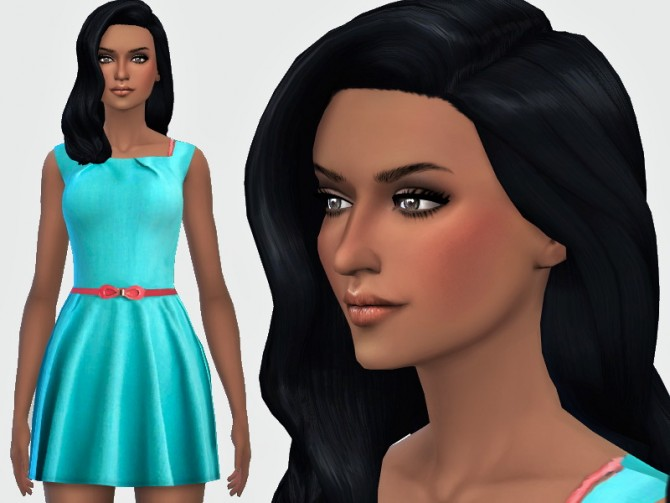 Micah Souza by Margie at Sims Addictions image 111111 Sims 4 Updates