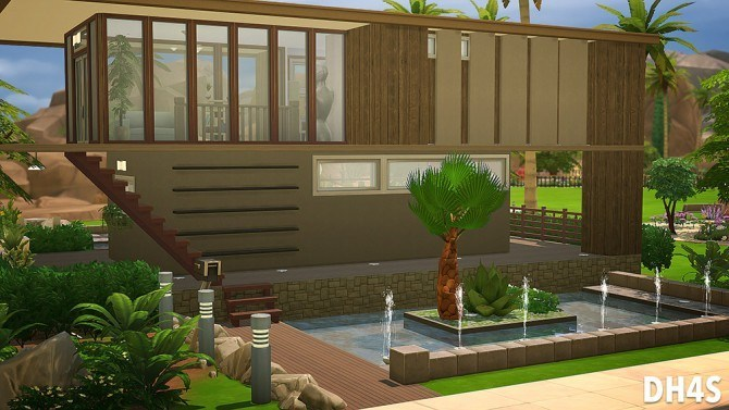 78 Osprey Street, San Diego house at DH4S image 11191 Sims 4 Updates