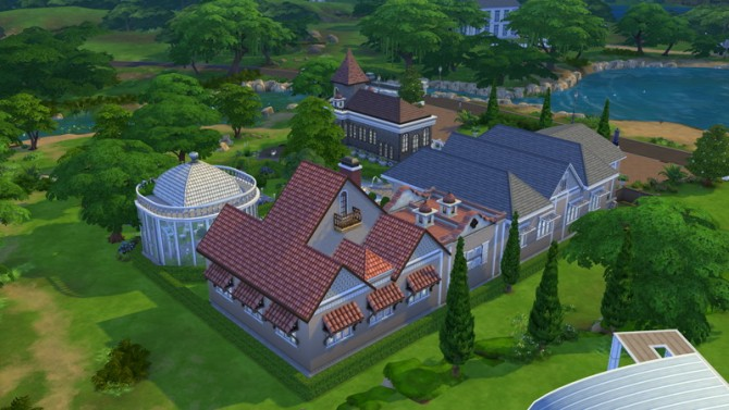 Wedding Venue By Bienchen83 At Sim2me » Sims 4 Updates