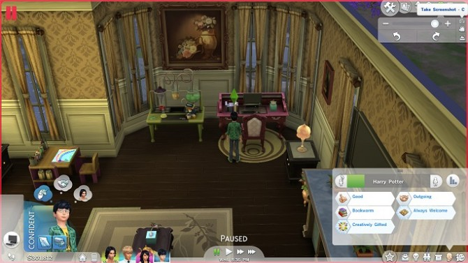 Sims 4 Add More CAS Traits by Embyr311 at Mod The Sims