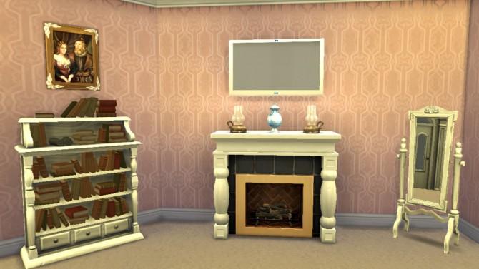 Sims 4 Cordelias Bedroom at Sanjana sims