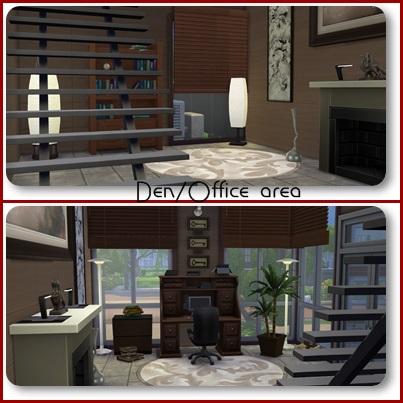 Sims 4 Crimson Home by mamaj at Simtech Sims4