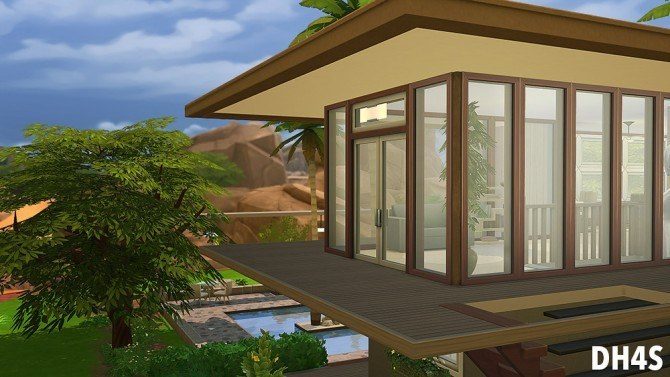 78 Osprey Street, San Diego house at DH4S image 1396 Sims 4 Updates