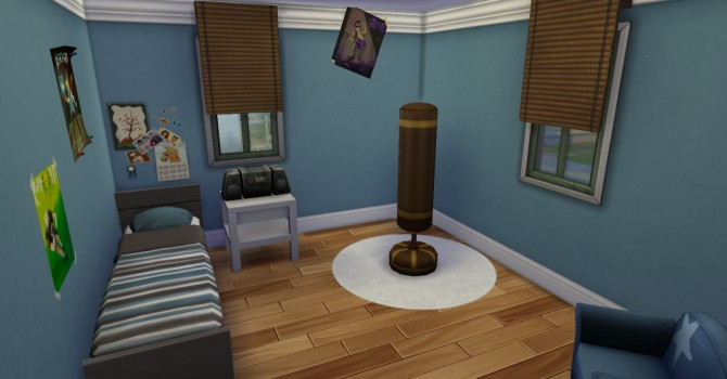 Sims 4 Hillsdale Cottage at Simply Ruthless