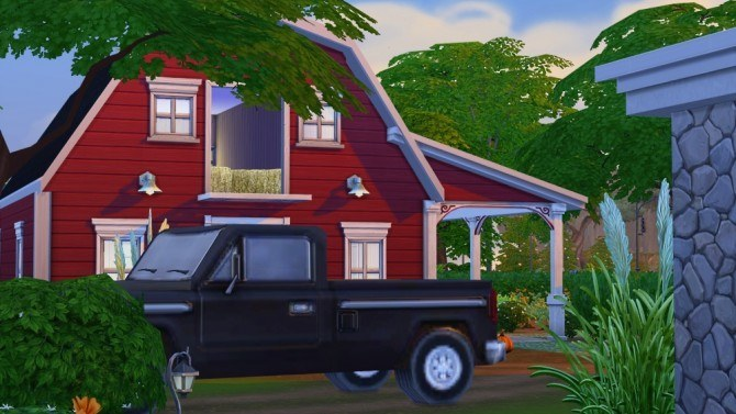 Aunt Jo's Farm at Jenba Sims image 14231 Sims 4 Updates
