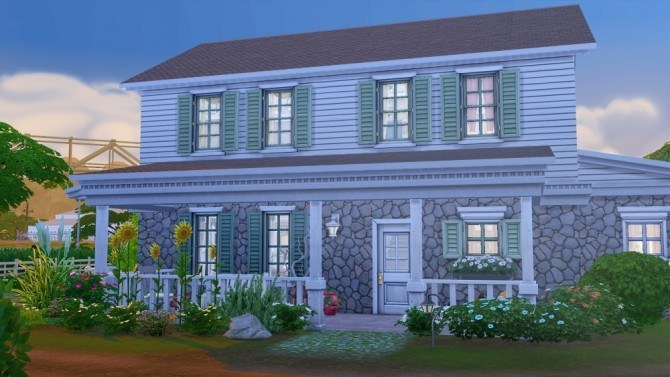 Aunt Jo's Farm at Jenba Sims image 14331 Sims 4 Updates