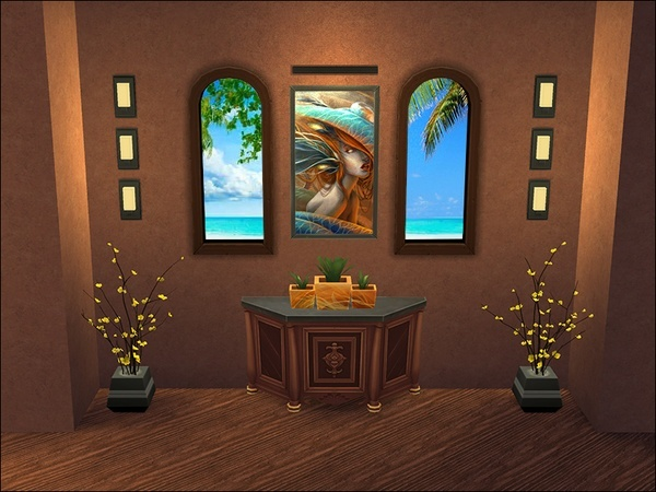 Faux Painted Walls by Playful at TSR image 15151 Sims 4 Updates