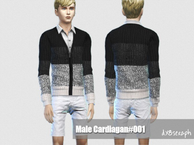 Sims 4 Cardiagan Set #001 at dx8seraph