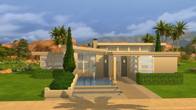 Serenity Modern house at Simply Ruthless image 1891 Sims 4 Updates