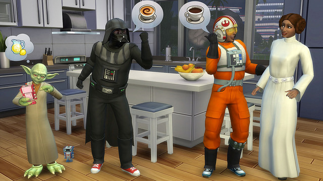 EA Announces New Game Content Via Game Patches at Sims Vip image 191 Sims 4 Updates