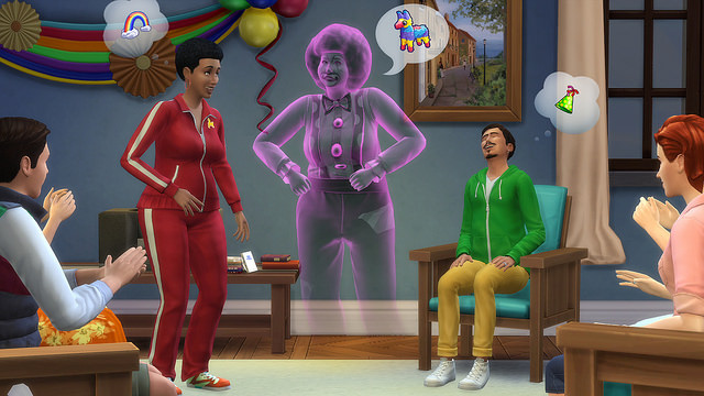 EA Announces New Game Content Via Game Patches at Sims Vip image 201 Sims 4 Updates