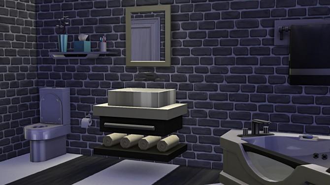 Sims 4 No Name house by Tacha75 at Simtech Sims4