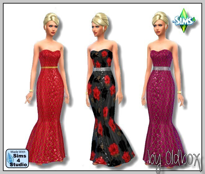 Dresses, walls and tops at All 4 Sims image 22141 Sims 4 Updates