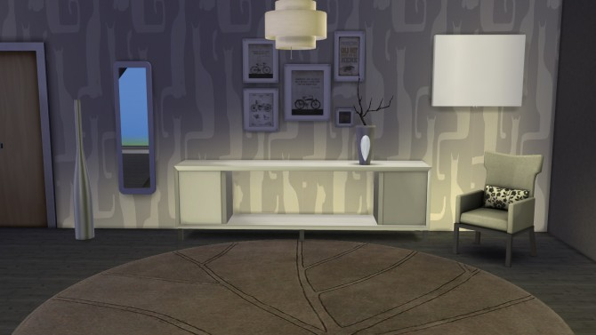 Sims 4 I Love Cats wallpapers at Meinkatz Creations