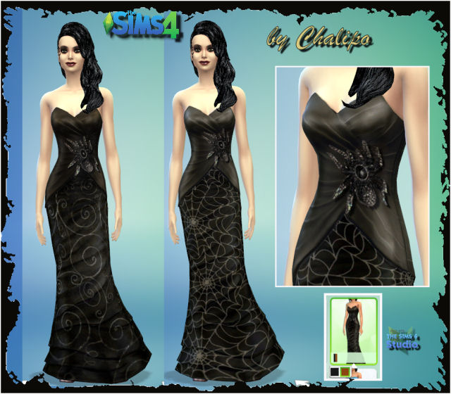 Dresses, walls and tops at All 4 Sims image 24151 Sims 4 Updates